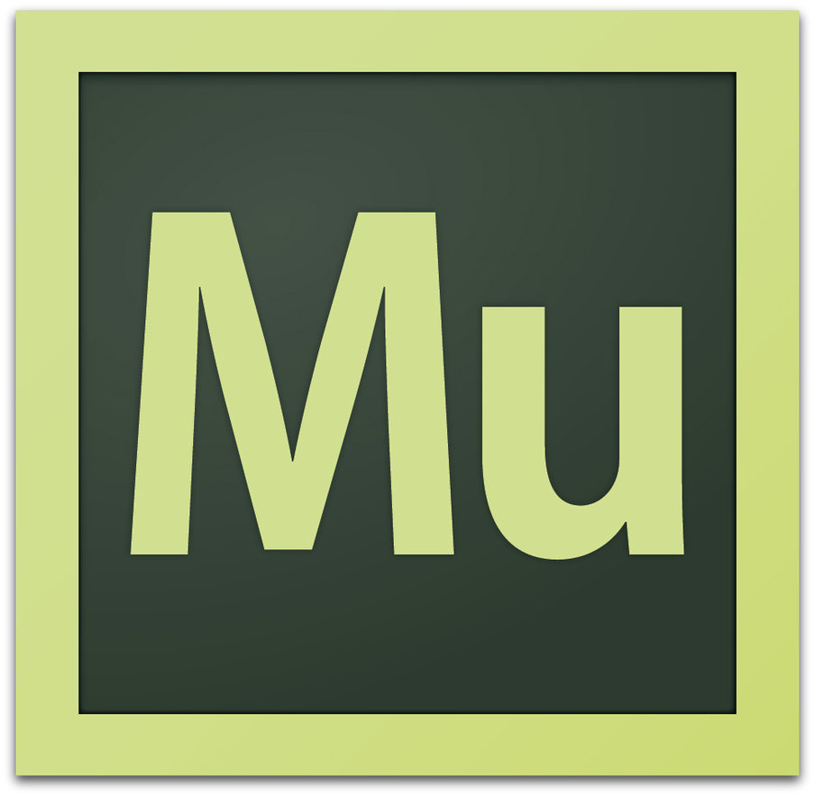 Adobe Muse cc Logo Adobe Muse is Adobe's Attempt
